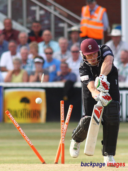 Somerset vs Sussex