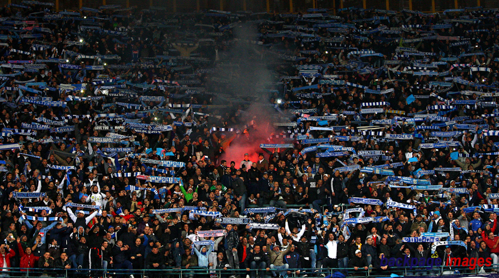 Football – UEFA Champions League 2011/2012 – SS Napoli vs Manchester City